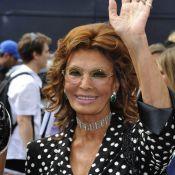 Sophia Loren, Zoe Saldana et Isabelle Huppert, stars du défilé privé d'Armani