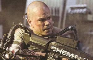Elysium : Matt Damon enragé et crâne rasé dans le film événement