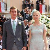 Beatrice Borromeo et Pierre Casiraghi au mariage enchanteur de Carlo Borromeo