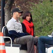 Jennifer Love Hewitt se remet auprès de ses amis et d'un charmant collègue
