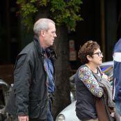 Hugh Laurie et sa femme : Shopping, gastronomie et concert en amoureux à Paris