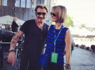 Johnny Hallyday au Québec : Avec Laeticia dans les coulisses de la tournée