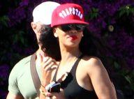 Rihanna : après les larmes et le deuil, elle retrouve le sourire en Sardaigne