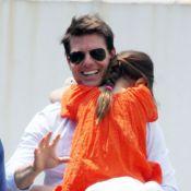 Tom Cruise s'envole avec sa fille Suri pour un moment complice et câlin