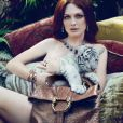 Julianne Moore pour Bulgari, 2010.