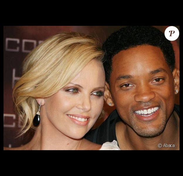 Charlize Theron et Will Smith