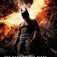 Batman dans  The Dark Knight Rises  en salles le 25 juillet.