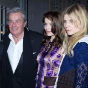 Laetitia Casta et Alain Delon : Escapade à Shanghai avec Louis Vuitton