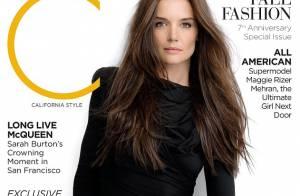 Katie Holmes, de plus en plus sexy, veut prendre des risques !