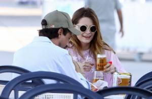 Mischa Barton de nouveau amoureuse : Vacances au soleil avec un bel acteur...