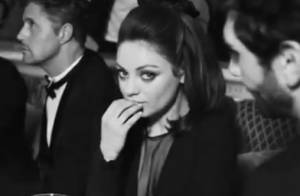Mila Kunis en Miss Dior : Diva au sourire ravageur et au regard troublant