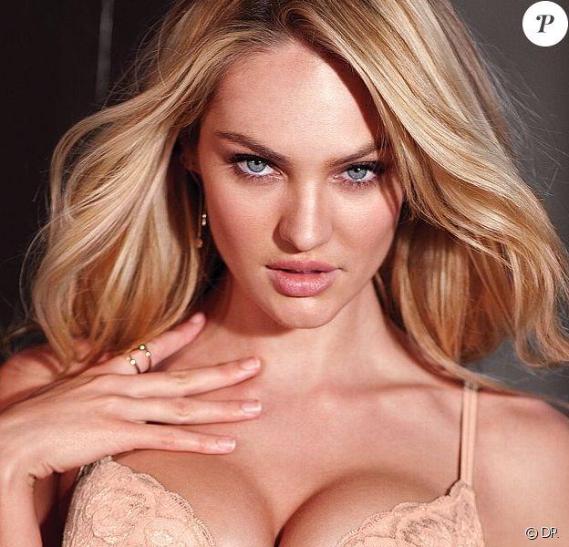 La ravissante Candice Swanepoel pour Victoria's Secret.