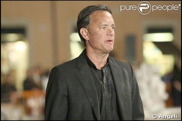 Tom Hanks sur le tournage de 'Anges et Démons'