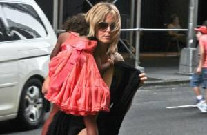 Heidi Klum, maman célibataire débordée : Elle poursuit les flops mode