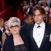 Johnny Depp, au chevet de sa mère malade