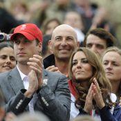 JO - Nicolas Canteloup s'incruste entre Kate Middleton et le prince William