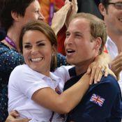 JO - Kate Middleton et William se lâchent : chaud câlin pour une médaille d'or !