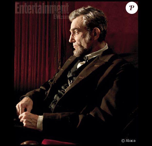 Première image officielle du film Lincoln de Steven Spielberg avec Daniel Day-Lewis, dévoilée grâce à Entertainment Weekly