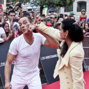 Jean-Claude Van Damme : Un coup de poing de sa femme et ça repart !