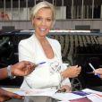 Jennie Garth affiche désormais une silhouette mincissime ! 7 août 2012 à Los Angeles
