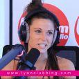 Capucine de Secret Story 6 se confie au micro de Laurent Argelier pour MFM Radio