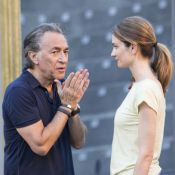 Richard Berry et son amoureuse Pascale partagent leur bonheur sur scène