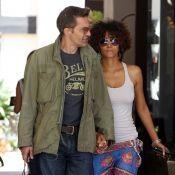 Olivier Martinez, complice avec Nahla, la fille de sa fiancée Halle Berry