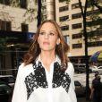 La jolie Jennifer Garner dans les rues de New York le 14 août 2012