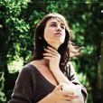 Charlotte Gainsbourg dans  Melancholia  (2011) de Lars von Trier.
