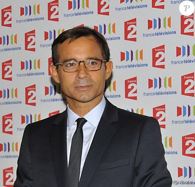 Jean-Luc Delarue à Paris, le 5 septembre 2011.