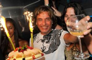 Jean-Michel Jarre : Fiesta de folie au VIP Room pour son anniversaire
