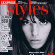 Lou Doillon en couverture de L'Express Styles, août 2012.