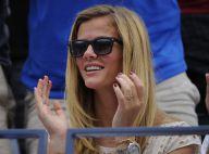 US Open : La sublime Brooklyn Decker applaudit amoureusement Andy Roddick