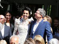 Farida Khelfa : Sublime mariage sous le regard de Carla Bruni et Nicolas Sarkozy
