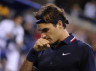 US Open-Roger Federer battu: Grosse désillusion sous les yeux de sa femme Mirka