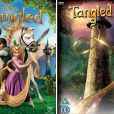 Tangled ( alias  Raiponce  de Disney) se transforme en  Tangled Up