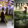 Braver,  la version  cheap  et  Brave (Rebelle  en français) de Disney