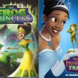 Entre  The Frog Princess  et  The Princess and the Frog  de Disney ( La Princesse et la Grenouille ), il y a de quoi se tromper
