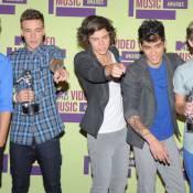 MTV VMA 2012 : Le palmarès et le sacre des One Direction
