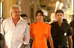 PHOTOS : Flavio Briatore et Elisabetta, sortie nocturne pour les jeunes mariés...