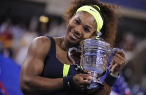 US Open 2012 - Serena Williams : La joie explosive après un triomphe éclatant