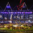 Cérémonie de clôture des Jeux paralympiques de Londres, le 9 septembre 2012.