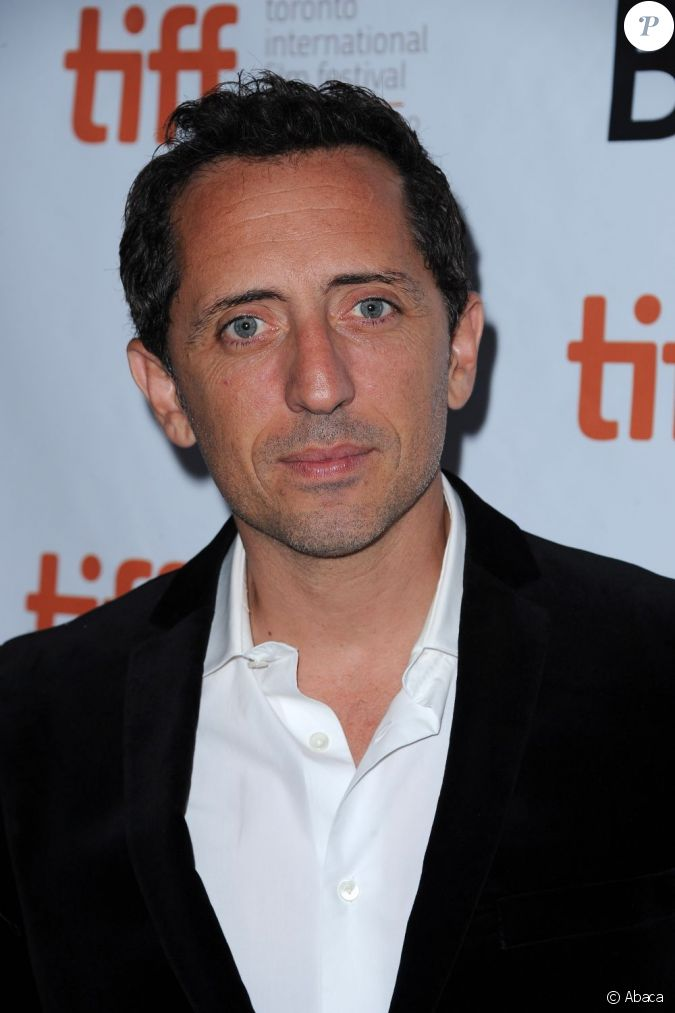 gad elmaleh la premi re du capital au festival de toronto le 8 septembre 2012. Black Bedroom Furniture Sets. Home Design Ideas