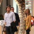 Bradley Cooper sur le tournage de Very Bad Trip  3 à Los Angeles le 12 septembre 2012