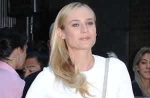 Fashion Week : Diane Kruger et Emma Stone, superbes pour le clap de fin