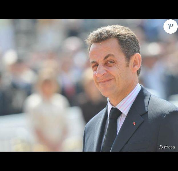 Nicoals Sarkozy
