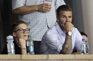 Brooklyn et David Beckham : la mode, une histoire de famille de père en fils