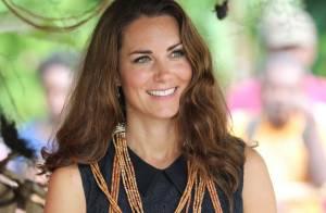 Kate Middleton : Amoureuse sur une île romantique avec son prince William
