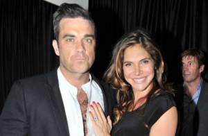 Robbie Williams, papa aux anges : Ayda Field a accouché de leur fille !