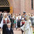 Marius Borg, fils aîné de la princesse Mette-Marit né d'une précédente relation, effectuait le 2 septembre sa confirmation à l'église d'Asker, à Oslo, en présence de sa mère, du prince Haakon, de la princesse Ingrid, du prince Sverre, du roi Harald V, de la reine Sonja et de Marit Tjessem, sa grand-mère maternelle.